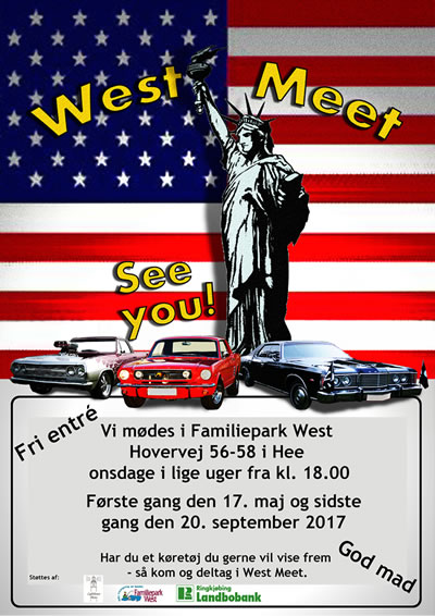 West Meet 2017 i Familiepark West